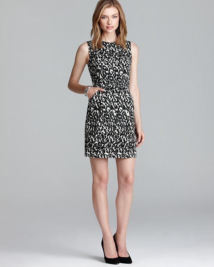 Milly Dress - Coco Cheetah Print