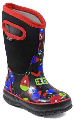 Bogs Classic Monsters Waterproof Boot (Toddler & Little Kid)