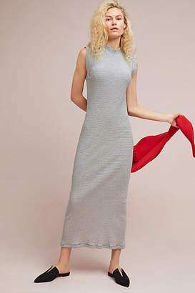 Just Female Dawn Mock-Neck Maxi Dress