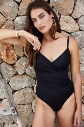 f18517735bf9c Next Womens Black Shape Enhancing Swimsuit