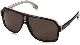 Carrera Men's 1001/s Polarized Aviator Sunglasses