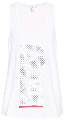 P.E Nation Spring Shot cotton tank top