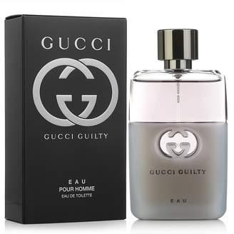 Gucci Guilty Eau Pour Homme By Edt Spray 1.7 Oz