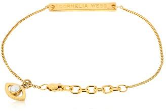 Chain Bracelet W/ Third Eye Charm