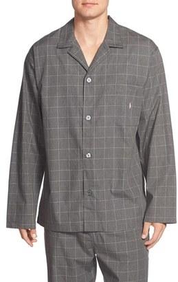 Men's Polo Ralph Lauren Woven Pajama Top $44 thestylecure.com