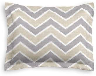 Loom Decor Pillow Sham Rise & Fall - Oyster