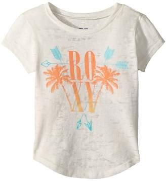 Roxy Kids Tribal Palm Fashion Crew Top Girl's T Shirt