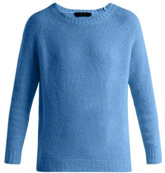 Max Mara Alcide Sweater - Womens - Blue