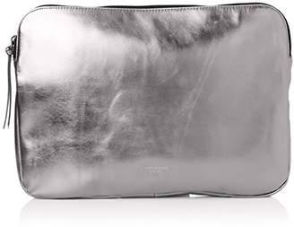 Liebeskind Berlin Emeliew7 Memila, Women's Laptop Bag, Schwarz (Oil Black), (B x H T)