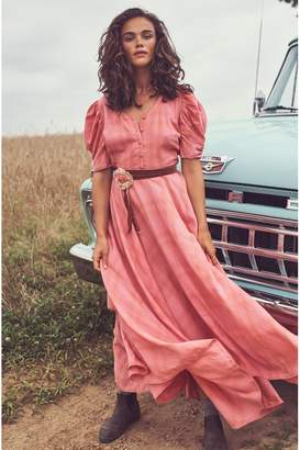 LoveShackFancy Coralie Dress