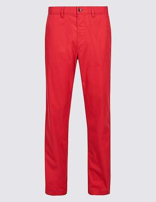 Marks and Spencer Super Lightweight Regular Fit Chinos