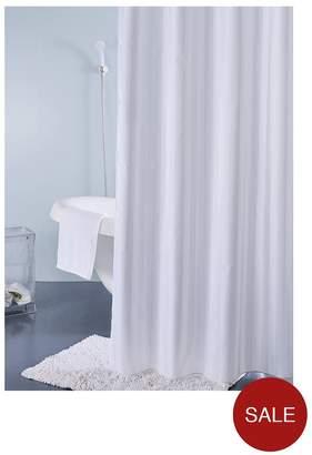 Sabichi Satin Stripe Shower Curtain