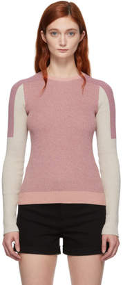 Rag & Bone Pink Tia Sweater