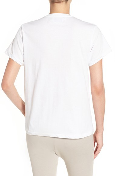 Women's Sincerely Jules 'Lips & Lashes' Graphic Tee 2