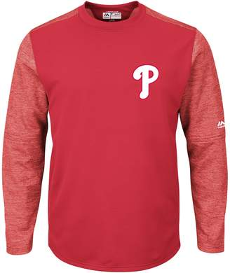 Majestic Men's Philadelphia Phillies Tech Fleece Tee