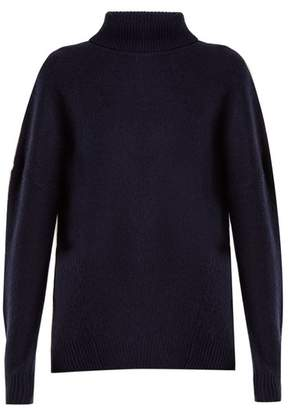 Amanda Wakeley The Kloss roll-neck cashmere sweater