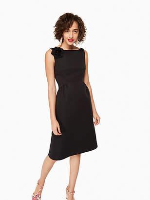 Kate Spade V-back structured dress