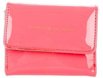Adrienne Vittadini Patent Leather Wallet