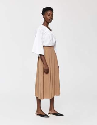 Hidden Forest Market Raw Edge Skirt