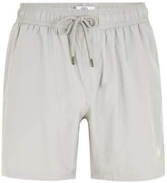 Topman Mens Grey Gray Swim Shorts