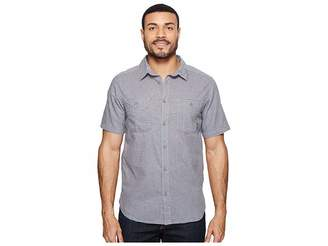 Mountain Hardwear Great Basin Short Sleeve Shirt Men's Short Sleeve Button Up