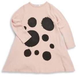 Sisley Baby's, Toddler's, Little Girl's & Girl's Dot Swing Dress