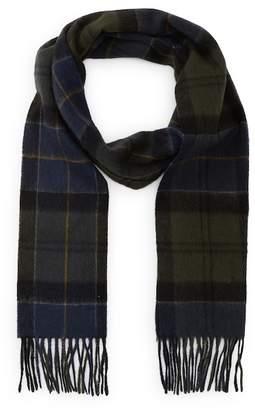Barbour Holden Tartan Wool Scarf