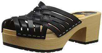 Swedish Hasbeens Women's Karin Platform Sandal
