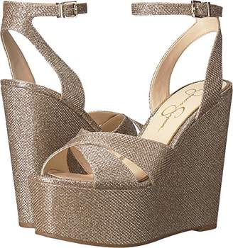 Jessica Simpson Women's PRENA Wedge Sandal