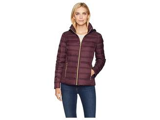 MICHAEL Michael Kors Zip Front Packable with Removable Hood M823157G