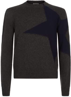 Valentino Star Sweater