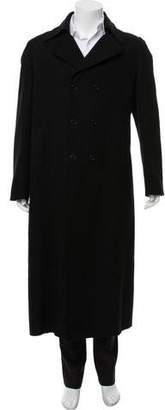 CNC Costume National Raw-Edge Duster Coat
