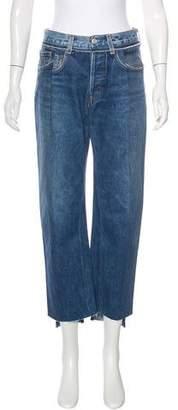 Vetements x Levi's 2016 Distressed Boyfriend Jeans