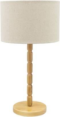 Linea Columbia Wood Table Lamp
