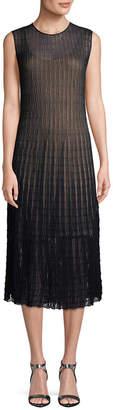 Akris Crewneck Dress