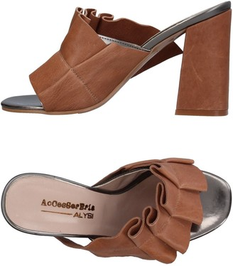 Alysi Sandals - Item 11401502BE