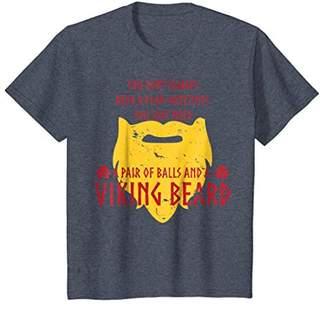 Bea Yuk Mui Viking Tshirt You Just Need A Pair Of Balls And A Viking