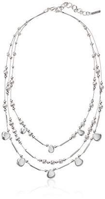 "Nine West Vintage America 16"" Illusion Necklace"