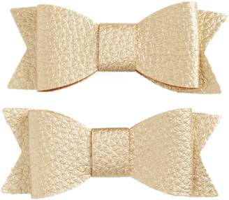 Baby Bling 2-Pack Bow Clips