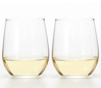"Riedel O"" Viognier/Chardonnay Tumbler, Set of 2"