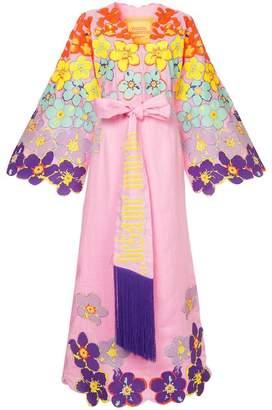 DAY Birger et Mikkelsen Yuliya Magdych floral print kimono dress