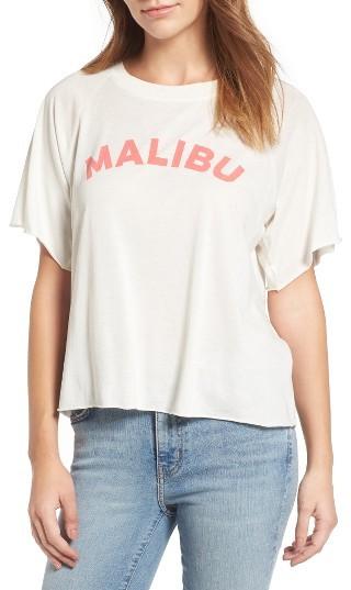 Women's Rebecca Minkoff Malibu Lombardo Graphic Tee