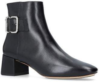 Tod's Leather Ankle Boots 45