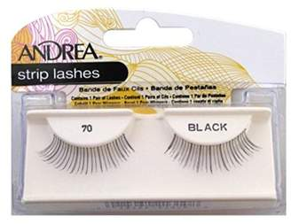 Andrea Lashes Strip Style 70 Black