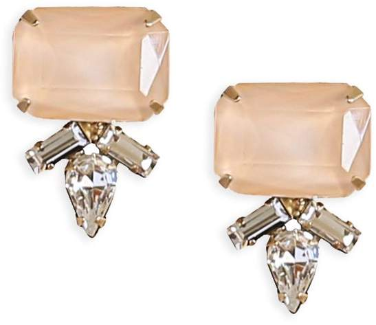 Loren Hope SIREN STUDS IN PALE DOGWOOD