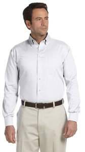 Chestnut Hill CH620 Mens Executive Pinpoint Oxford. - 4XL