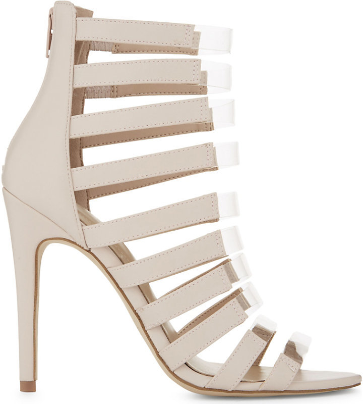 ALDO Daysie cage heeled sandals