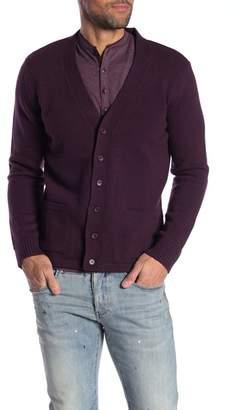 Knowledge Cotton Apparel Plain Knit Cardigan
