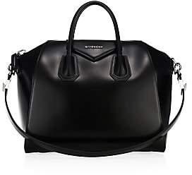 Givenchy Women's Medium Antigona Glazed Leather Satchel