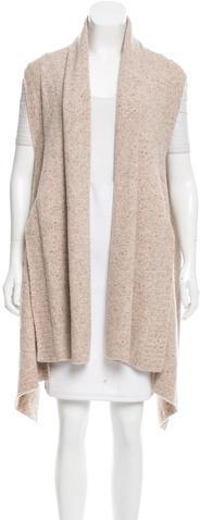 Brochu WalkerBrochu Walker Asymmetrical Tweed Vest w/ Tags